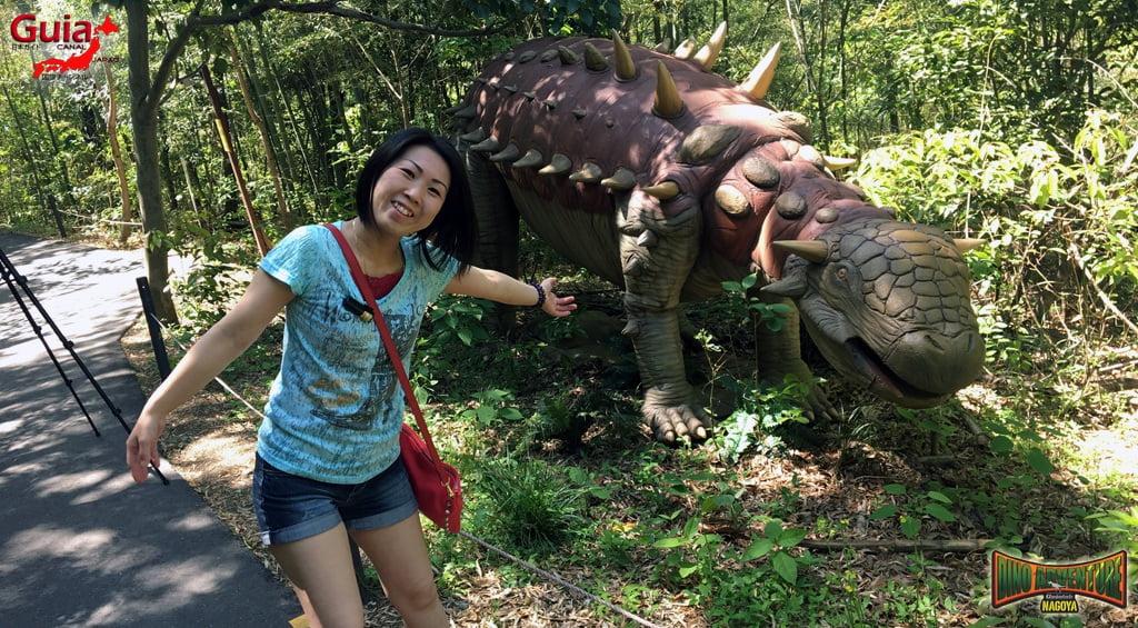 Dino Adventure – Parque de Dinossauros de Nagoya 12