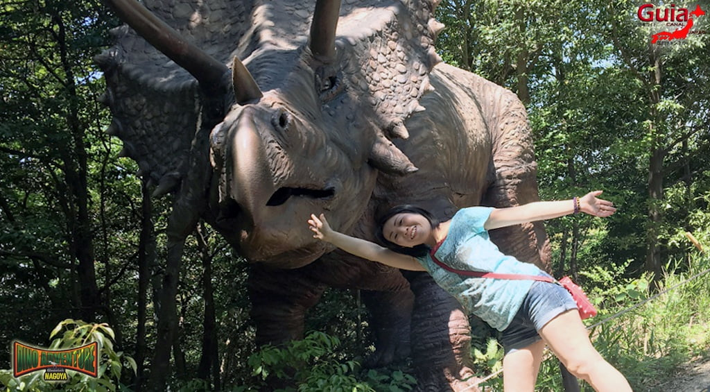 Dino Adventure - Nagoya Dinosaur Park 13