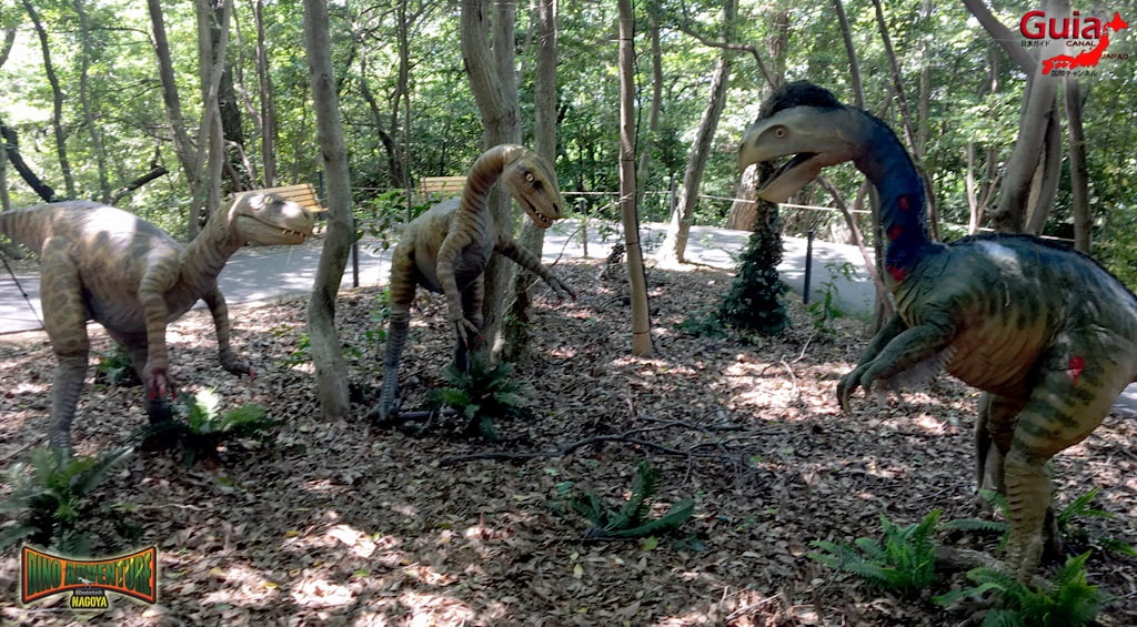 Dino Adventure - Nagoya Dinosaur Park 16