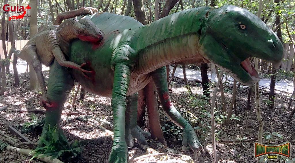 Dino Adventure – Parque de Dinossauros de Nagoya 20