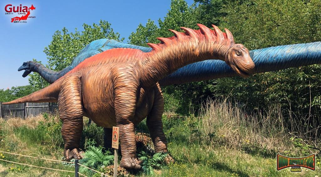 Dino Adventure – Parque de Dinossauros de Nagoya 22