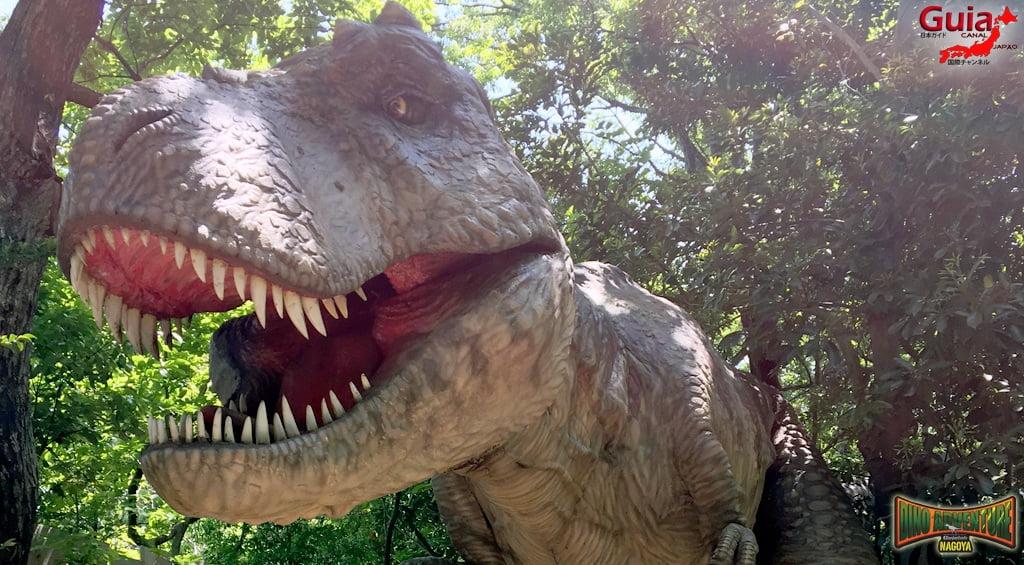 Dino Adventure – Parque de Dinossauros de Nagoya 4