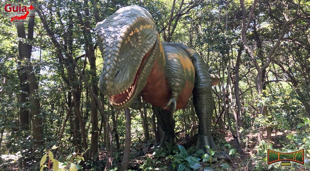 Dino Adventure – Parque de Dinossauros de Nagoya 8
