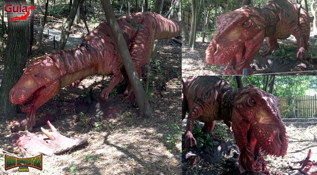 Dino Adventure – Parque de Dinossauros de Nagoya 9