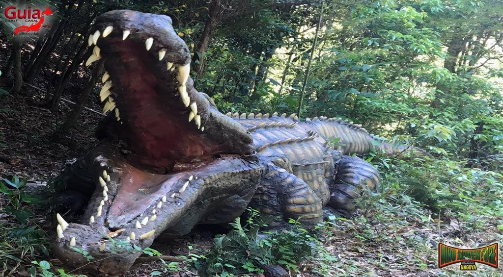 Dino Adventure – Parque de Dinossauros de Nagoya 10