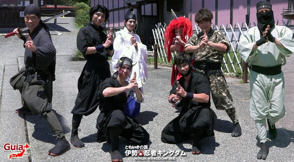 Ise Ninja Kingdom 8