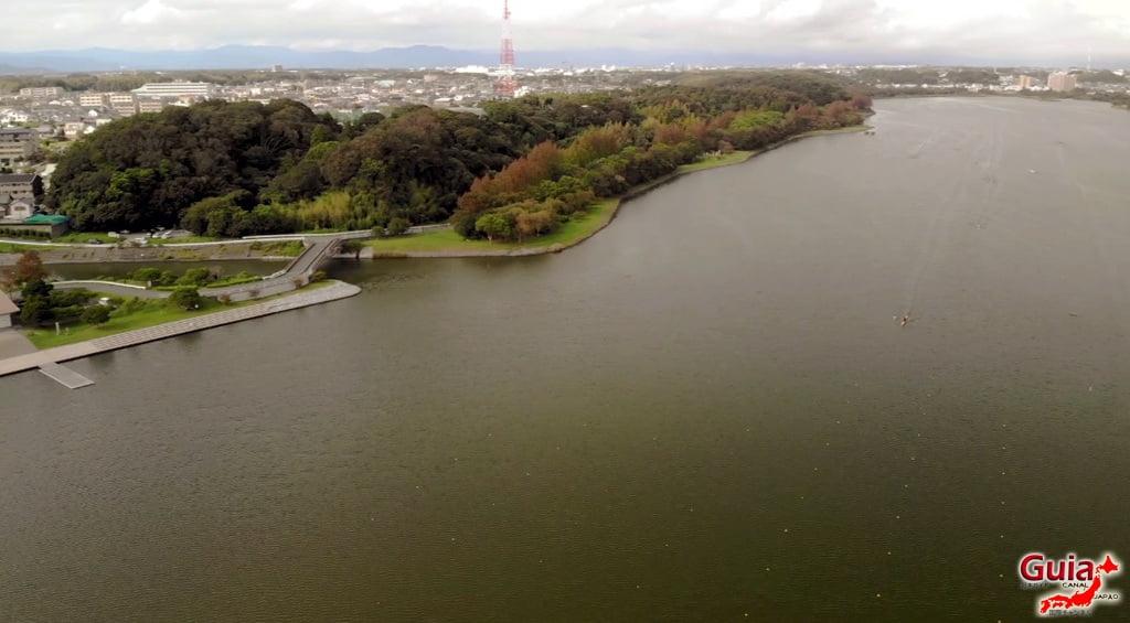 Lago Sanaru Parque de Hamamatsu 1