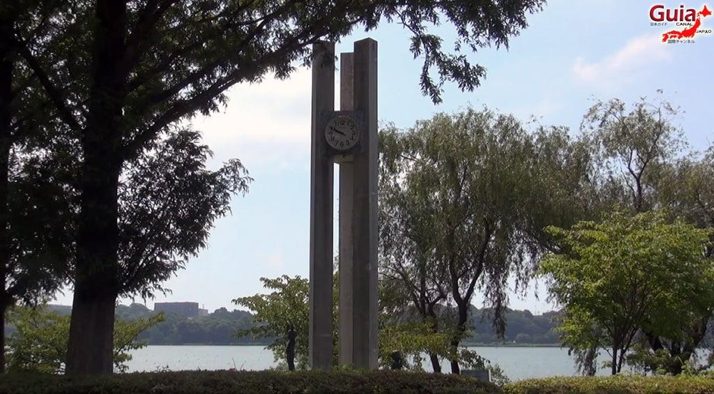 Lago Sanaru Parque de Hamamatsu 13