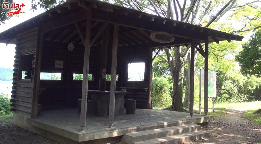 Lago Sanaru Parque de Hamamatsu 15