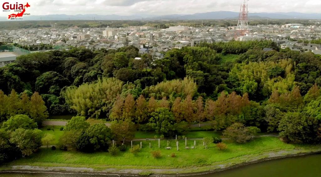 Lago Sanaru Parque de Hamamatsu 2