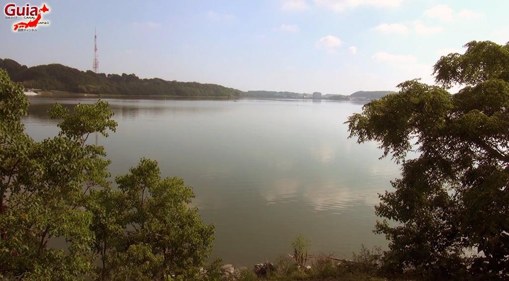 Lago Sanaru Parque de Hamamatsu 3