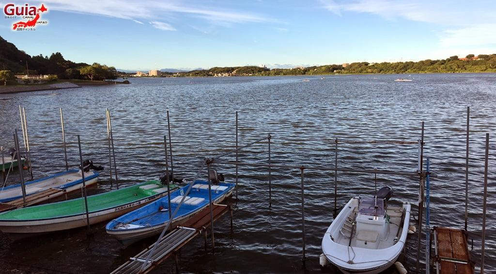 Lago Sanaru Parque de Hamamatsu 32