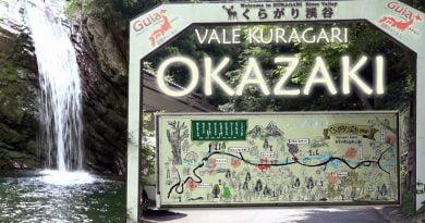 Valle de Kuragari - Kuragari keikoku 2