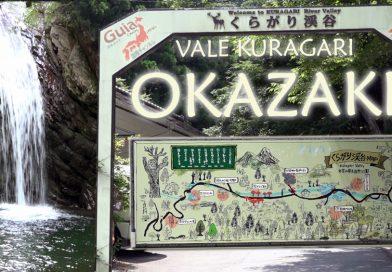 Thung lũng Kuragari - Kuragari keikoku