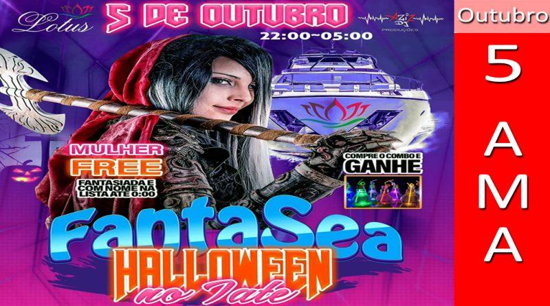 FantaSea Halloween di Yacht 1
