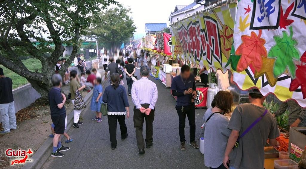 Nishio River Yonezu 1 Festival