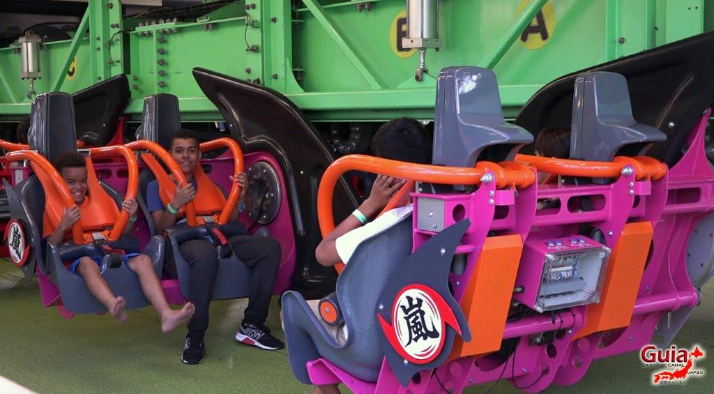 Parque de Diversão Nagashima SpaLand 12