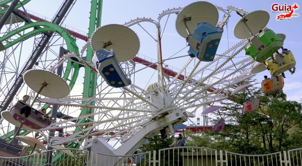 Parque de Diversão Nagashima SpaLand 41