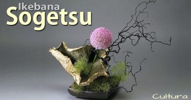 Sogetsu - Sắp xếp hoa