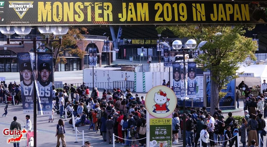 MONSTER JAM® 2019 IN JAPAN 6