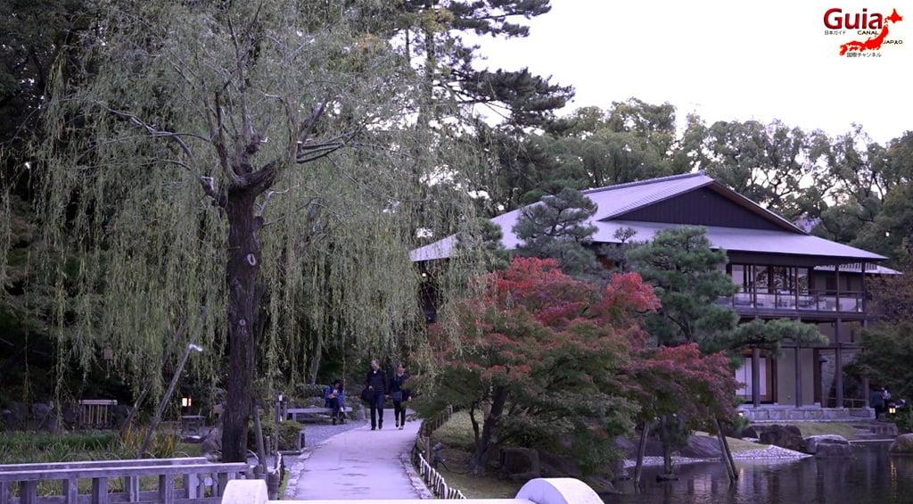 Parque Tokugawa - Nagoya 3