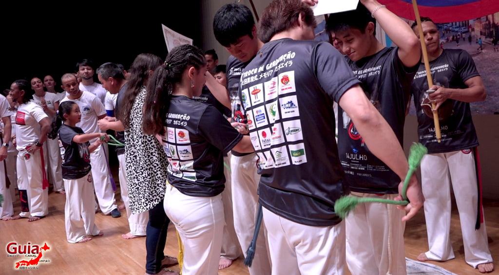 12 Graduation Exchange ng Memory Capoeira Group 2019 89