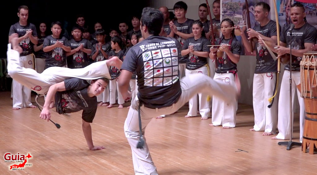 12 санах ойн солилцооны багц Capoeira групп 2019 19