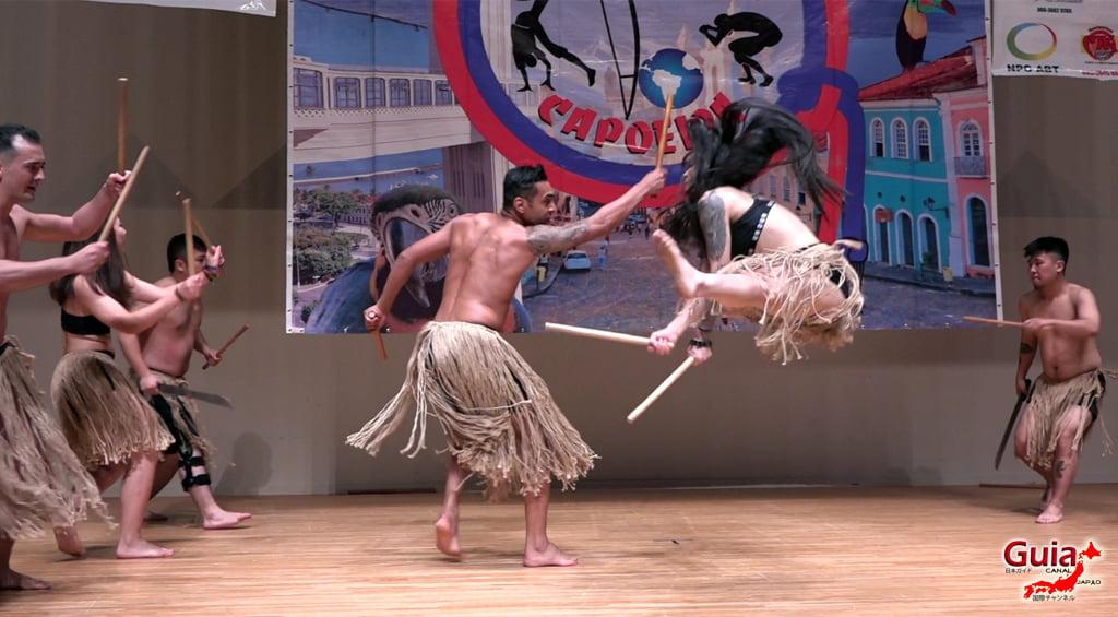 12 Graduation Exchange ng Memory Capoeira Group 2019 8