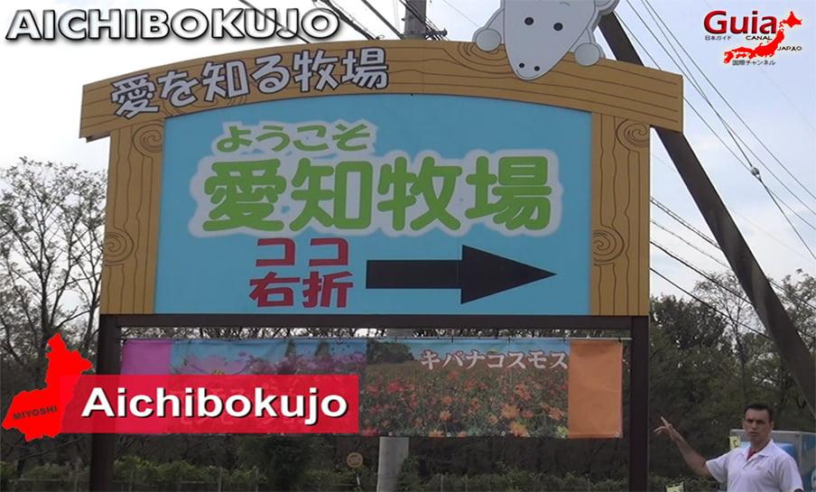 AichiBokujo – Fazendinha de Nisshin 1