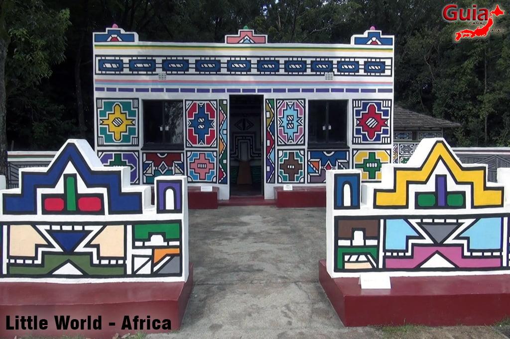लिटिल वर्ल्ड - द लिटिल वर्ल्ड एंड म्यूजियम ऑफ मैन - थीम पार्क इनुयामा-शि 19