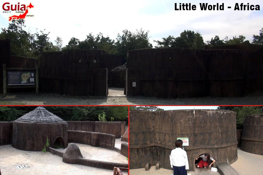 लिटिल वर्ल्ड - द लिटिल वर्ल्ड एंड म्यूजियम ऑफ मैन - थीम पार्क इनुयामा-शि 20