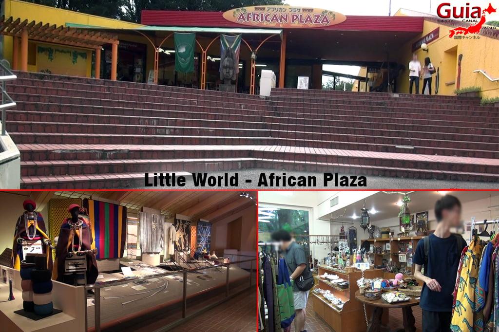 Little World – O Pequeno Mundo & Museu do Homem - Parque Temático em Inuyama-shi 16