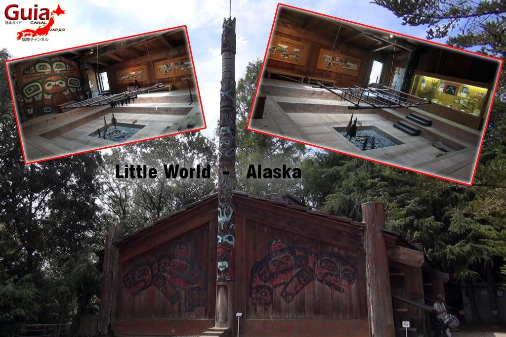 लिटिल वर्ल्ड - द लिटिल वर्ल्ड एंड म्यूजियम ऑफ मैन - थीम पार्क इनुयामा-शि 22