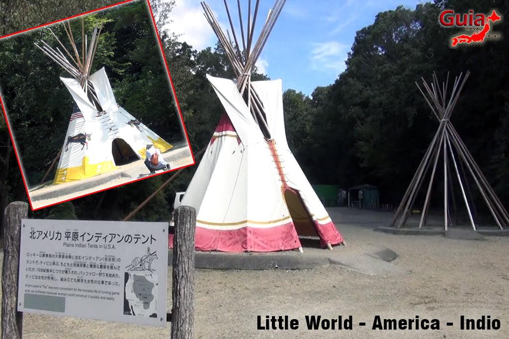 लिटिल वर्ल्ड - द लिटिल वर्ल्ड एंड म्यूजियम ऑफ मैन - थीम पार्क इनुयामा-शि 23