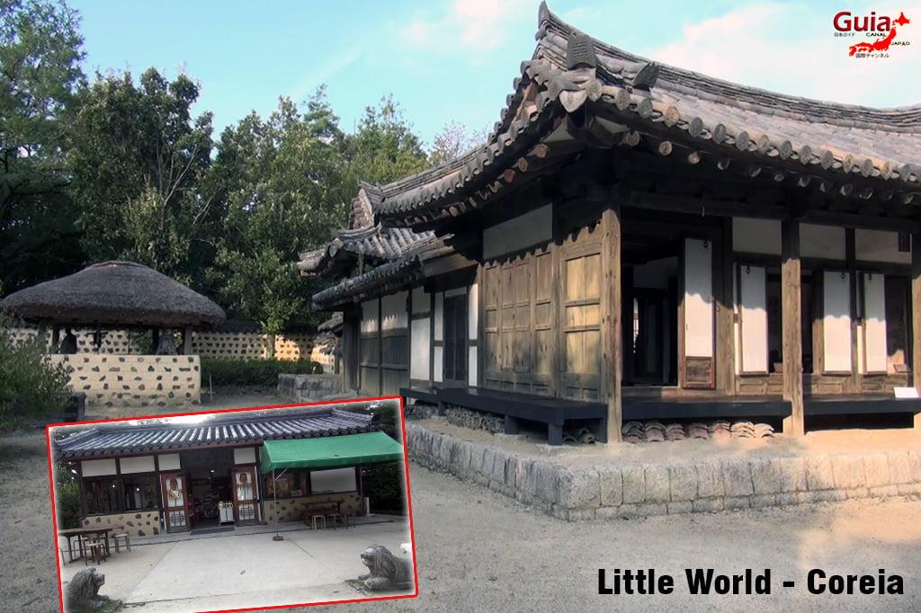 लिटिल वर्ल्ड - द लिटिल वर्ल्ड एंड म्यूजियम ऑफ मैन - थीम पार्क इनुयामा-शि 24