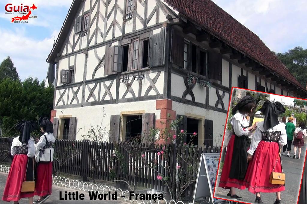 Little World – O Pequeno Mundo & Museu do Homem - Parque Temático em Inuyama-shi 27