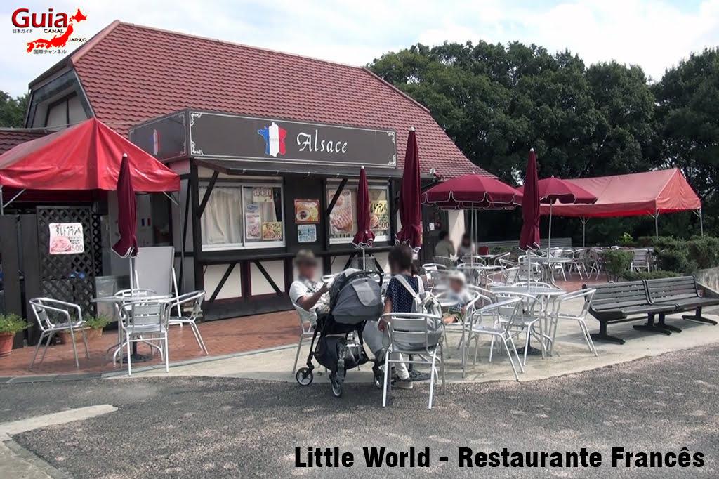 लिटिल वर्ल्ड - द लिटिल वर्ल्ड एंड म्यूजियम ऑफ मैन - थीम पार्क इनुयामा-शि 28