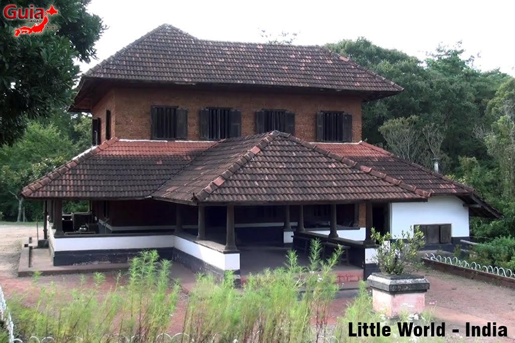 लिटिल वर्ल्ड - द लिटिल वर्ल्ड एंड म्यूजियम ऑफ मैन - थीम पार्क इनुयामा-शि 33