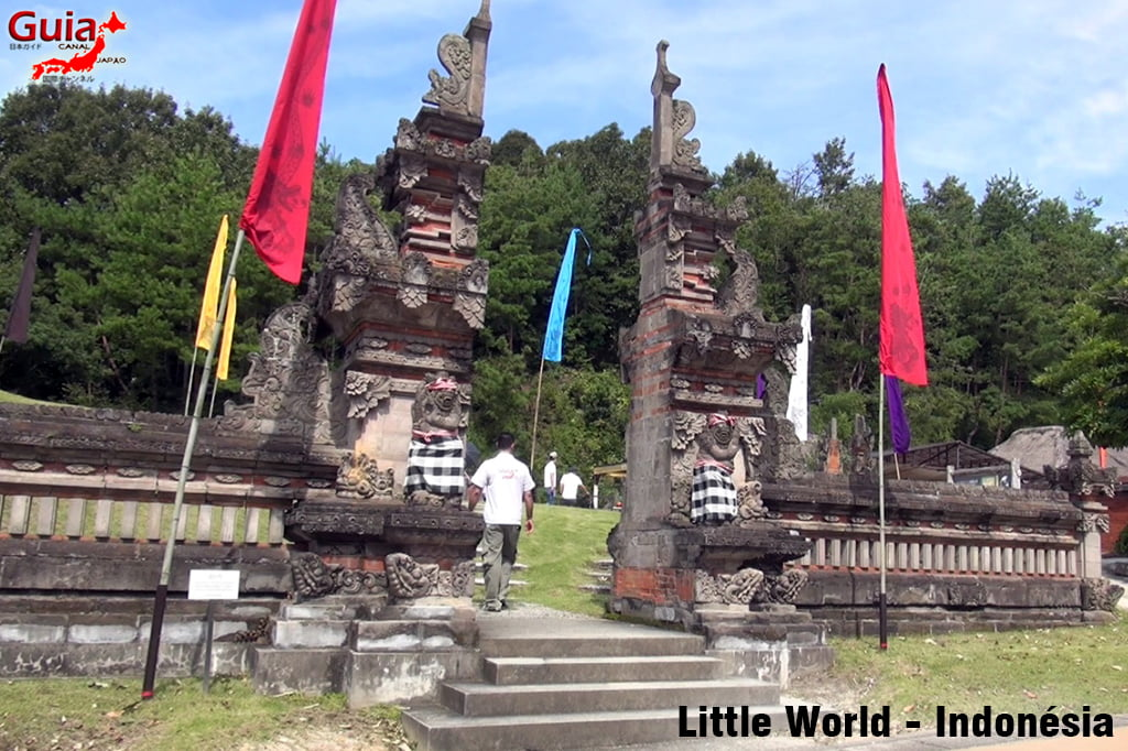लिटिल वर्ल्ड - द लिटिल वर्ल्ड एंड म्यूजियम ऑफ मैन - थीम पार्क इनुयामा-शि 34