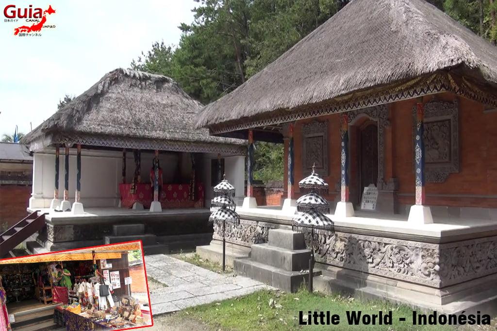 लिटिल वर्ल्ड - द लिटिल वर्ल्ड एंड म्यूजियम ऑफ मैन - थीम पार्क इनुयामा-शि 35