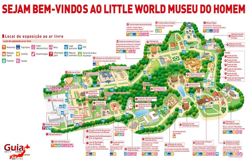 リトルワールド-リトルワールドと人類博物館-犬山市テーマパーク48