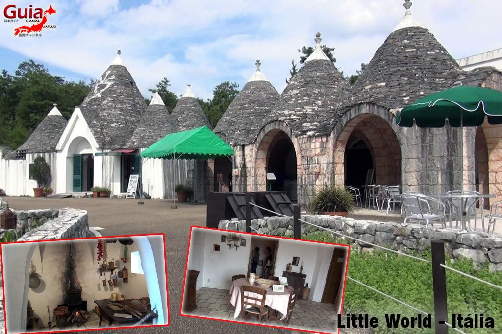 लिटिल वर्ल्ड - द लिटिल वर्ल्ड एंड म्यूजियम ऑफ मैन - थीम पार्क इनुयामा-शि 37