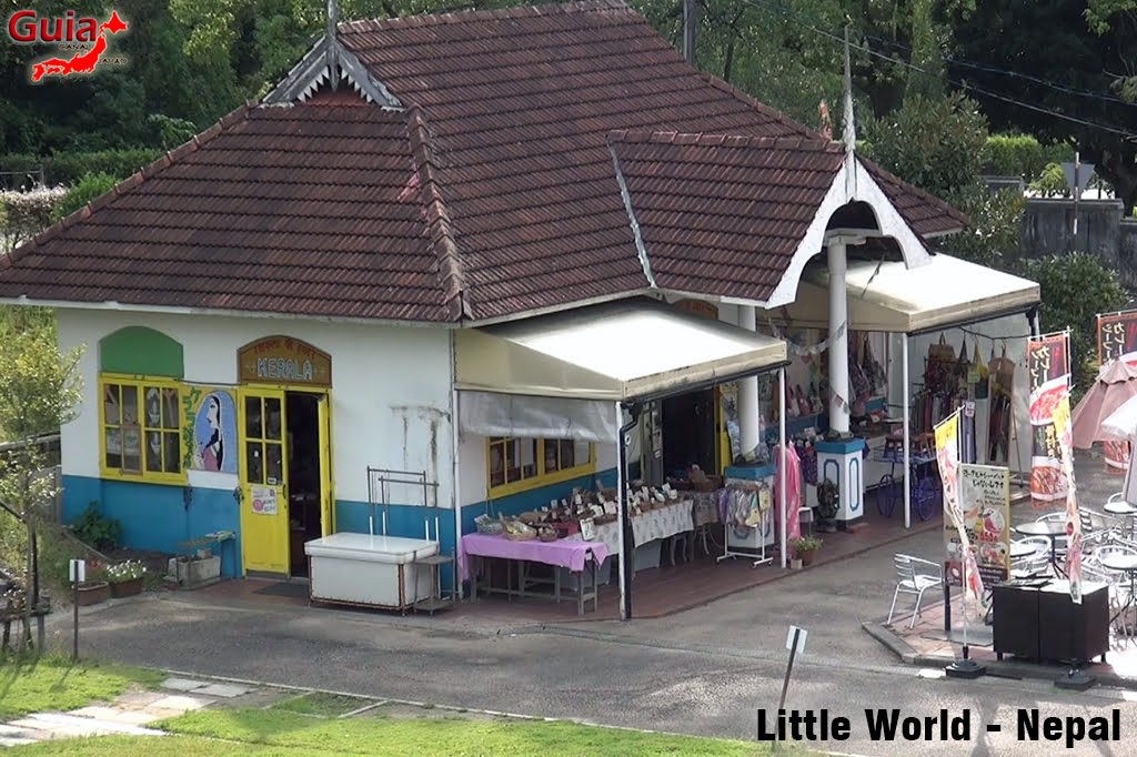 लिटिल वर्ल्ड - द लिटिल वर्ल्ड एंड म्यूजियम ऑफ मैन - थीम पार्क इनुयामा-शि 40