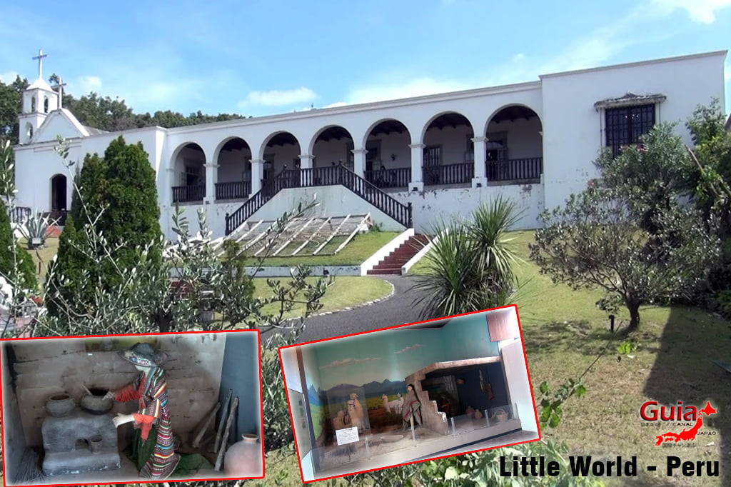 लिटिल वर्ल्ड - द लिटिल वर्ल्ड एंड म्यूजियम ऑफ मैन - थीम पार्क इनुयामा-शि 13