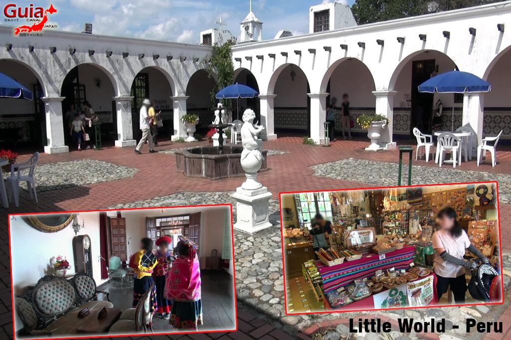 Little World – O Pequeno Mundo & Museu do Homem - Parque Temático em Inuyama-shi 14