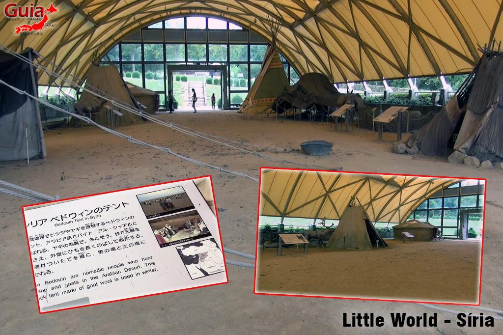 लिटिल वर्ल्ड - द लिटिल वर्ल्ड एंड म्यूजियम ऑफ मैन - थीम पार्क इनुयामा-शि 46