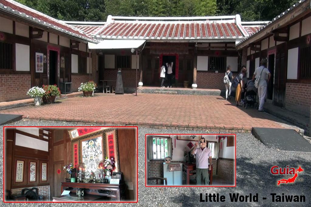 लिटिल वर्ल्ड - द लिटिल वर्ल्ड एंड म्यूजियम ऑफ मैन - थीम पार्क इनुयामा-शि 41
