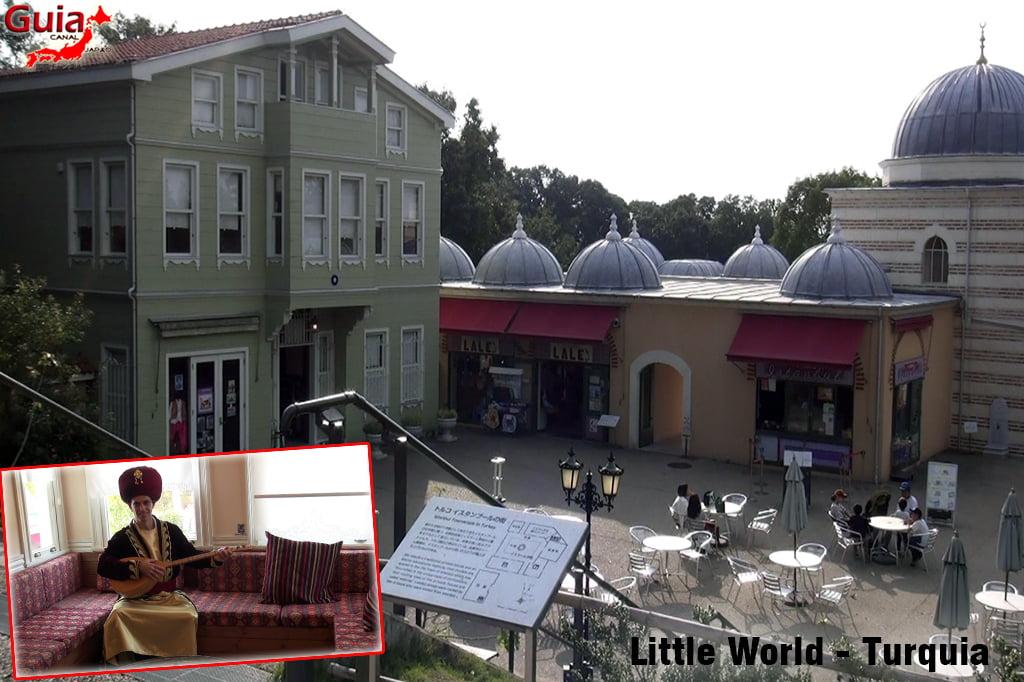 लिटिल वर्ल्ड - द लिटिल वर्ल्ड एंड म्यूजियम ऑफ मैन - थीम पार्क इनुयामा-शि 44