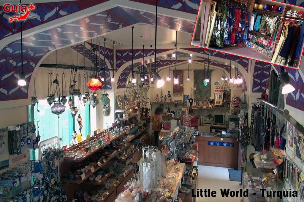 लिटिल वर्ल्ड - द लिटिल वर्ल्ड एंड म्यूजियम ऑफ मैन - थीम पार्क इनुयामा-शि 21