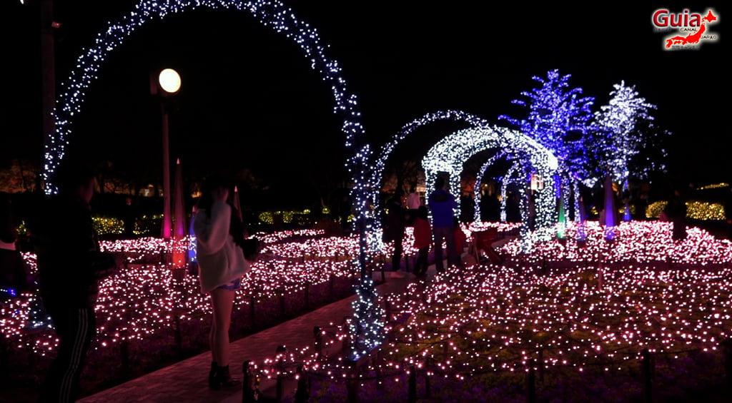 Nabana no Sato - Parque de flores 47